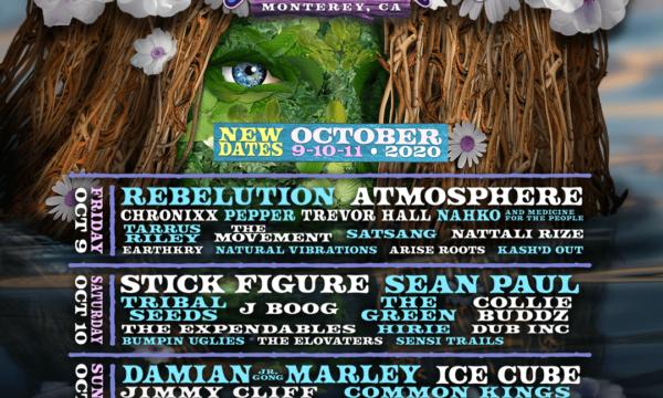 California Roots Music & Arts Festival 2020