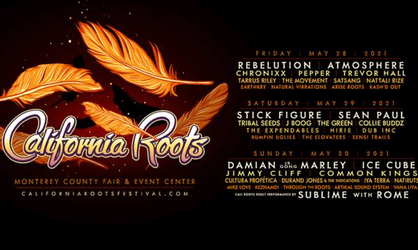 California Roots Music & Arts Festival 2021