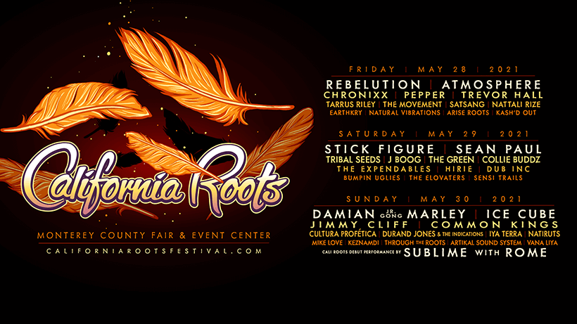 California Roots Music & Arts Festival 2021