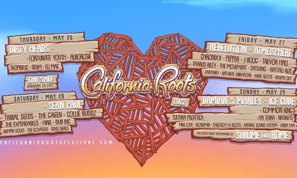 California Roots Music & Arts Festival 2022