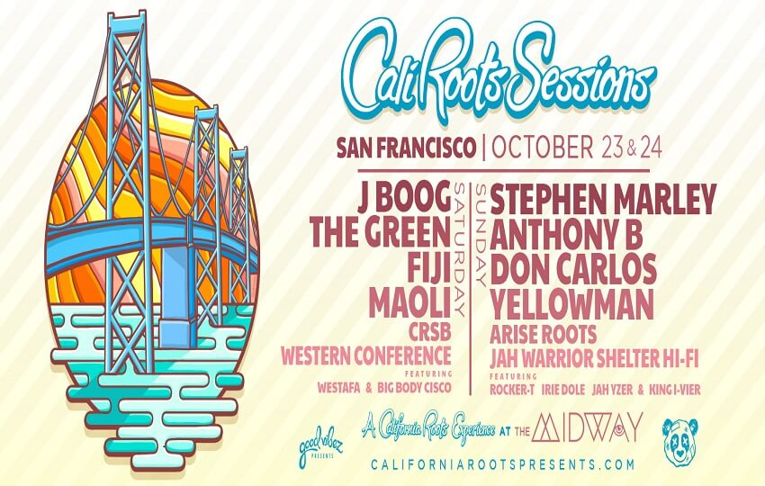 Cali Roots SF Sessions - Press Page Header